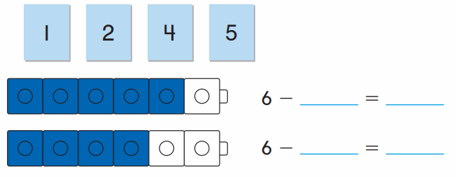 1st Grade Go Math Answer Key Chapter 2 Subtraction Concepts 229