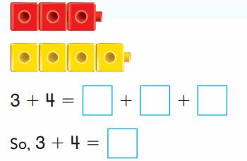 1st Grade Go Math Answer Key Chapter 3 Addition Strategies 277