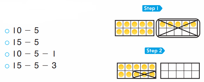 1st Grade Go Math Answer Key Chapter 4 Subtraction Strategies 137