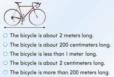 2nd Grade Go Math Answer Key Chapter 9 Length in Metric Units 9.6 9