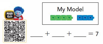 Go Math 1st Grade Answer Key Chapter 3 Addition Strategies 226