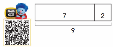 Go Math Answer Key Grade 1 Chapter 2 Subtraction Concepts 95