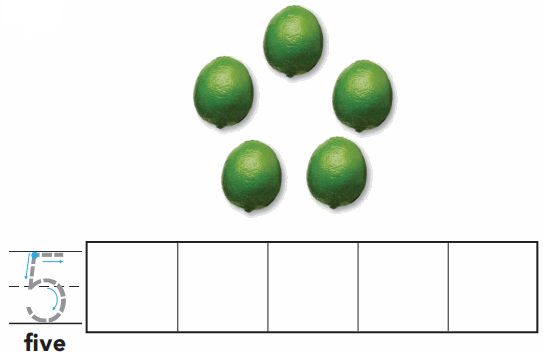 Go Math Answer Key Grade K Chapter 1 Represent, Count, and Write Numbers 0 to 5 87