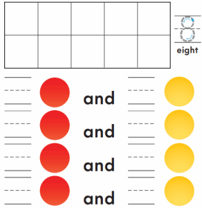 Go Math Answer Key Grade K Chapter 3 Represent, Count, and Write Numbers 6 to 9 67