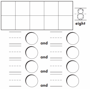 Go Math Answer Key Grade K Chapter 3 Represent, Count, and Write Numbers 6 to 9 69