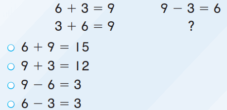 Go Math Grade 1 Answer Key Chapter 5 Addition and Subtraction Relationships 41
