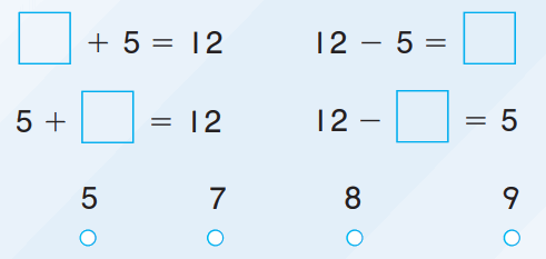 Go Math Grade 1 Chapter 5 Answer Key Pdf Addition and Subtraction Relationships 103