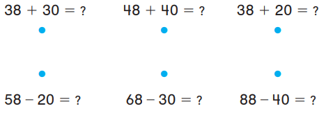 Go Math Grade 1 Chapter 8 Answer Key Pdf Two-Digit Addition and Subtraction rt 13