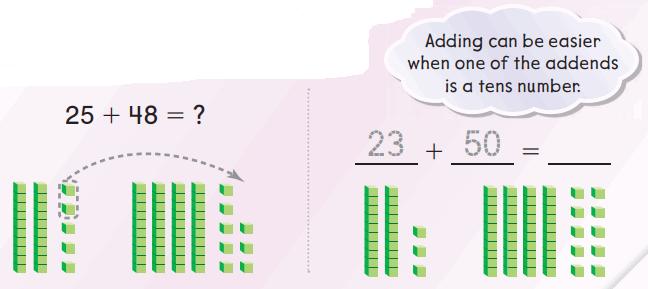 Go Math Grade 2 Answer Key Chapter 4 2-Digit Addition 27