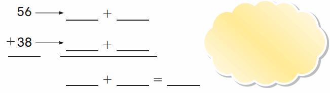 Go Math Grade 2 Answer Key Chapter 4 2-Digit Addition 47