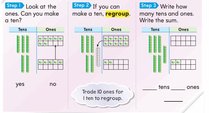 Go Math Grade 2 Answer Key Chapter 4 2-Digit Addition 62