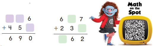 Go Math Grade 2 Chapter 6 Answer Key Pdf 3-Digit Addition and Subtraction Concepts 6.5 18