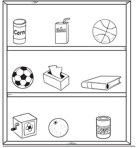 Go Math Grade K Answer Key Chapter 10 Identify and Describe Three-Dimensional Shapes 10.2 6