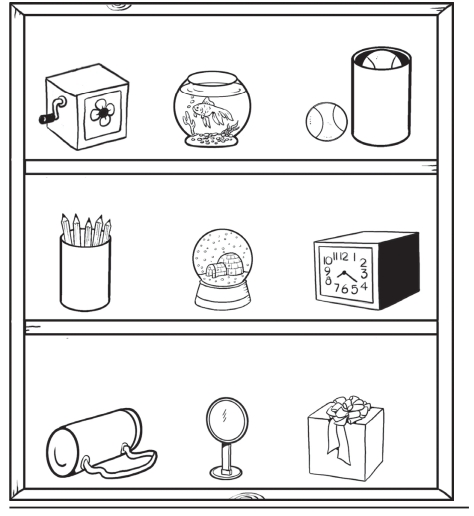 Go Math Grade K Answer Key Chapter 10 Identify and Describe Three-Dimensional Shapes 10.3 6