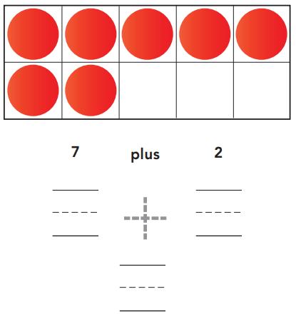 Go Math Grade K Answer Key Chapter 5 Addition 5.2 2