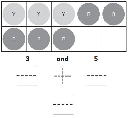 Go Math Grade K Answer Key Chapter 5 Addition 5.2 5