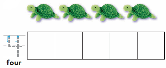 Go Math Grade K Chapter 1 Answer Key Pdf Represent, Count, and Write Numbers 0 to 5 47