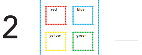 Grade K Go Math Answer Key Chapter 12 Classify and Sort Data 12.1 4