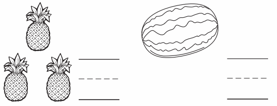 Grade K Go Math Answer Key Chapter 2 Compare Numbers to 5 68
