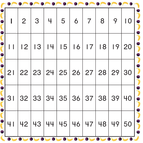 Grade K Go Math Answer Key Chapter 8 Represent, Count, and Write 20 and Beyond 8.5 3