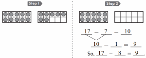 Go-Math-1st-Grade-Answer-Key-Chapter-4-Subtraction-Strategies-109