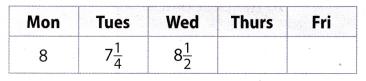 Texas Go Math Grade 7 Unit 1 Study Guide Review Answer Key 2