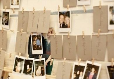 Polaroid képek a vendégekről