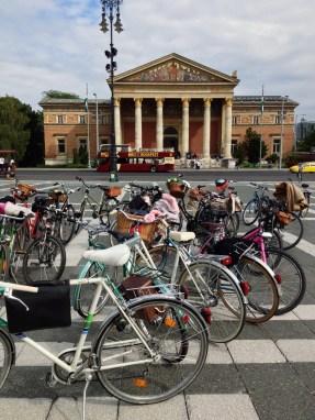 sok-sok szép kerékpár