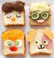 szendvics arcok