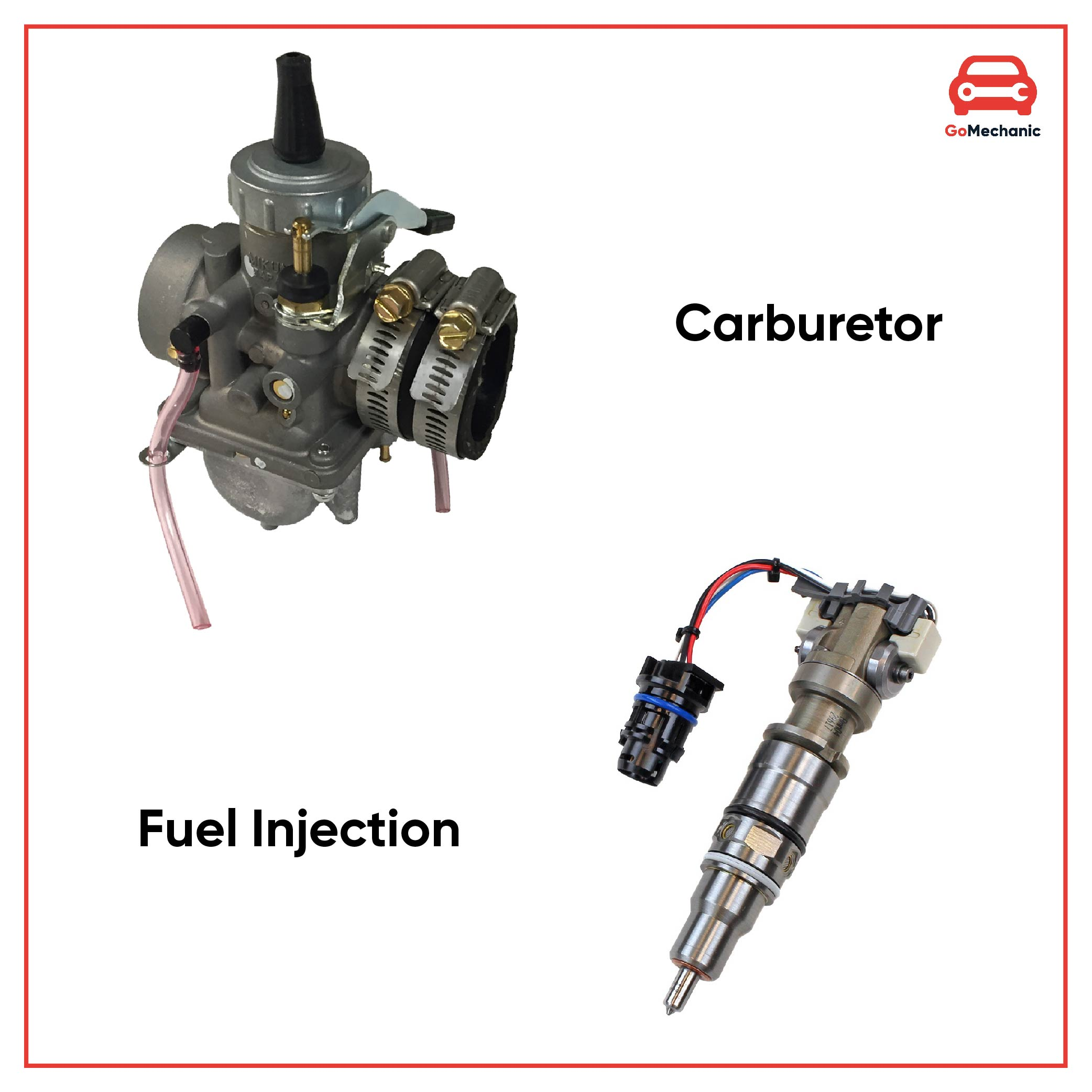 what is the fuel injection system in a car