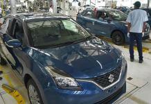 Maruti Suzuki Halting Production