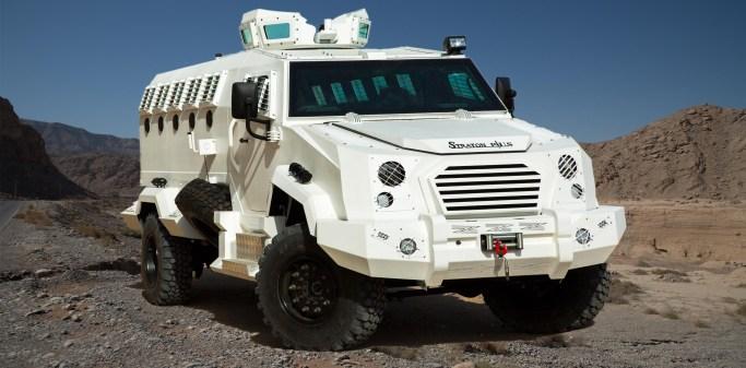 Mahindra Straton | Indian Army Vehicles