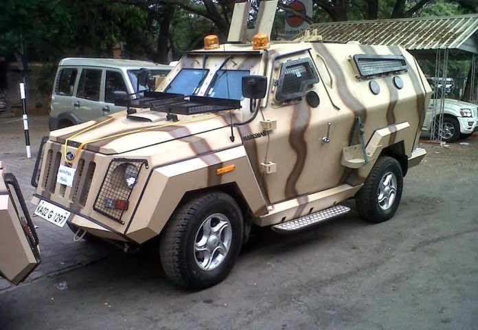Mahindra Marksman | Indian Army Vehicles