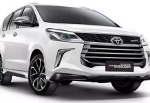 2020 Toyota Innova Facelift In Works