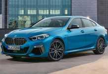 BMW Unveils India-Bound 2 Series Gran Coupé