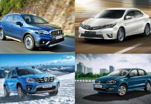 10 Soon-To-Be Discontinued Diesel Cars In India
