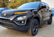 Tata Harrier BS6 Spotted Testing