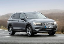 Volkswagen Tiguan Allspace SUV Might Debut At The Auto Expo