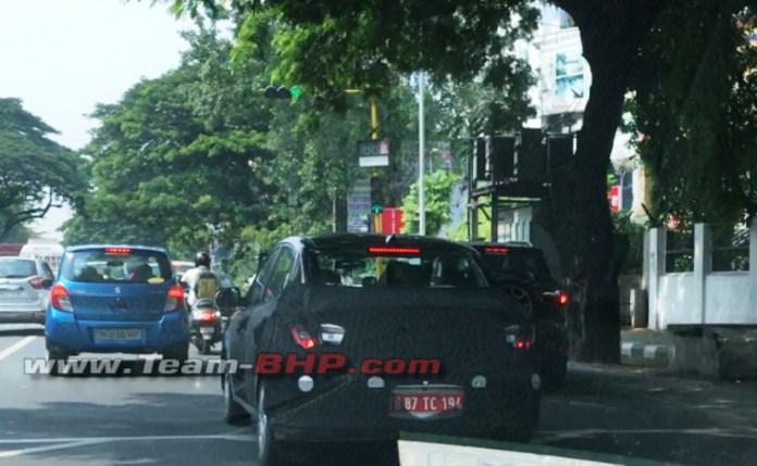 Hyundai Aura Sub-Compact Sedan