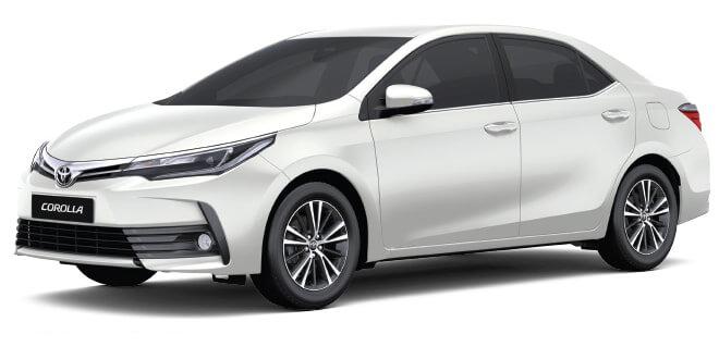 Toyota Corolla | 10 Worst Selling Cars