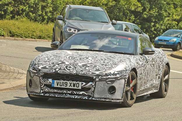 India-bound Jaguar F-Type facelift | What To Expect