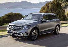 2020 Mercedes Benz GLC- Class gets a mild Facelift