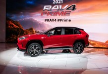 Toyota Reveals New RAV4 Prime Plug-in Hybrid