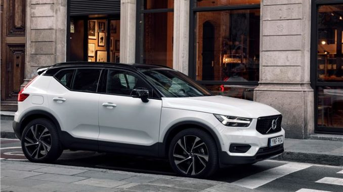 Volvo Launches XC40 T4 R-Design In India At Rs 39.9 Lakh Only!
