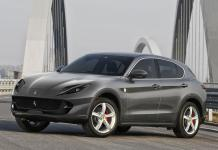 Ferrari Purosangue, First-ever Prancing Horse SUV