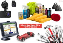 8 Best New Year gifts you should give to a car lovers