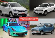 10 Hilarious Chinese Copy Cars You Should Check Out!