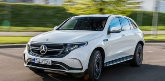 Mercedes-Benz EQA Electric Crossover Revealed, To Make Debut In 2020