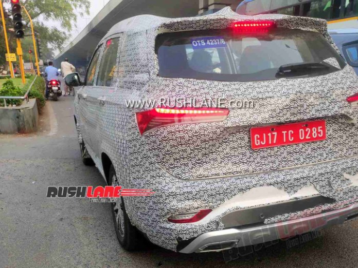Mg Hector Spied`