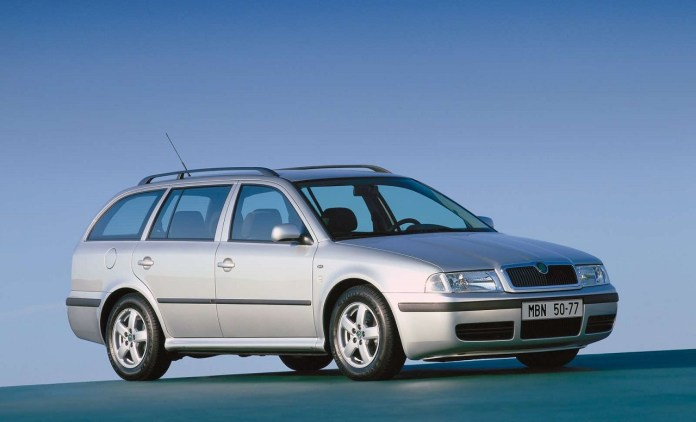 Škoda Octavia Combi | 10 Forgotten Station Wagons Of India